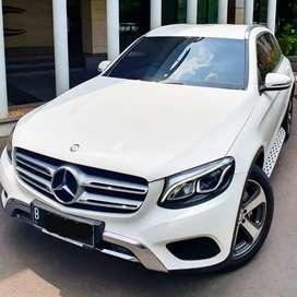 FAST SALE : Mercedes Benz GLC250 EXLSVE Nik 2017