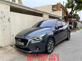 Mazda 2 R 2016 nik 2016 AT Matic komdisi istimewa