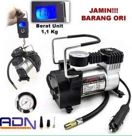 Air compresor pompa ban mobil dan motor 120psi dc12voll
