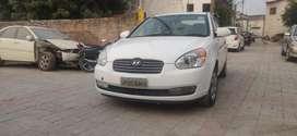 Hyundai Verna CRDI VGT SX 1.5, 2009, Diesel