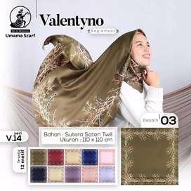 Hijab segiempat motif jogja jilbab segiempat umama valentyno bantul