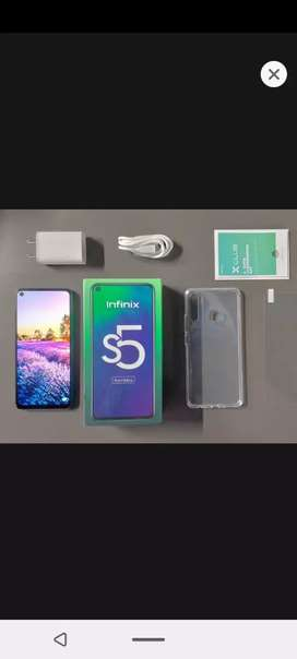 Infinix s5 4/64 Great Condition