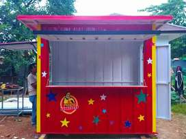 CONTAINER USAHA BOOTH CONTAINER CUSTOM CONTAINER CAFE KEKINIAN
