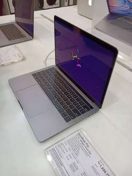 Credit macbook pro 13 inci 256gb garansi Ibox