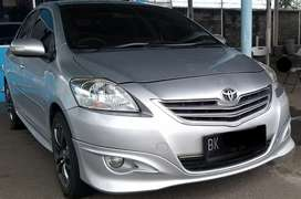 TOYOTA VIOS TRD LIMITED AUTOMATIC