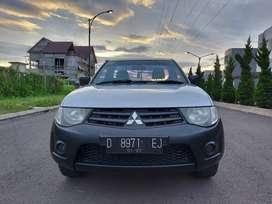 Mitsubishi Strada Triton 2.5 GLX Single Cabin Tahun 2013 Plat D