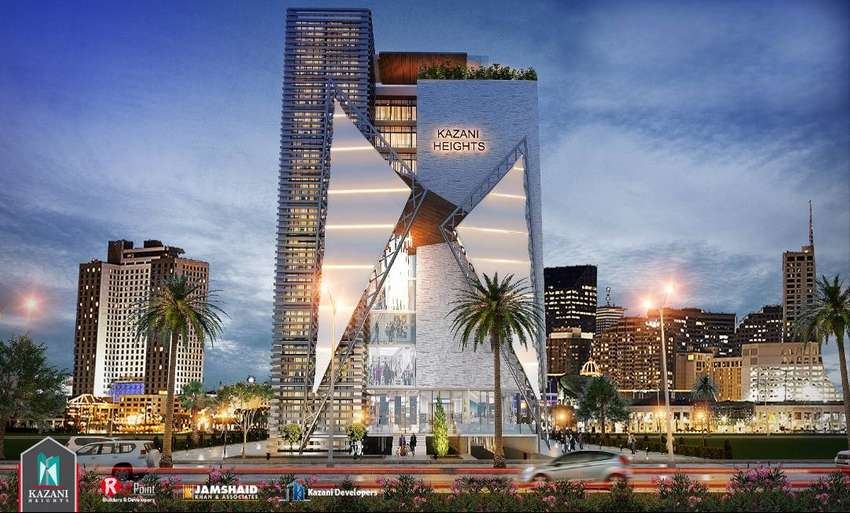 One Bed luxurious apartment located at Islamabad express highway 0