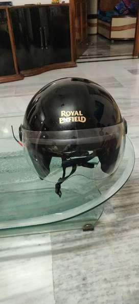 Original Royal Enfield helmet