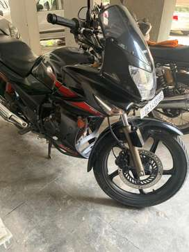 Single Hand Used Karizma Black and Red cor for Sale