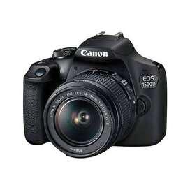 Kredit Canon EOS 1500D Kit EF-S 18-55mm F/3.5-5.6 IS II
