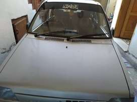 Mehran car Euro 2 model 2012 available for booking