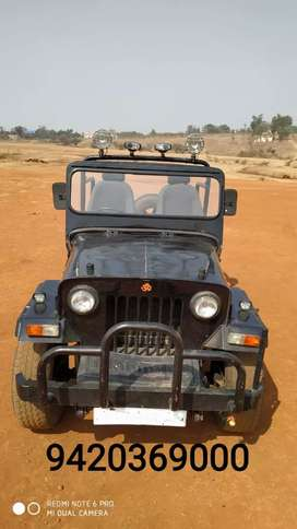 Mahindra Jeep 2003 Diesel Well Maintained