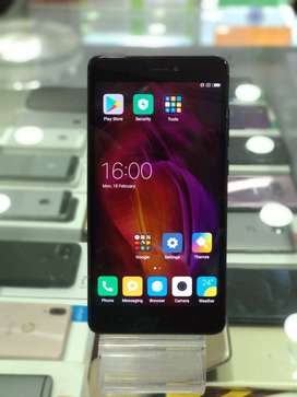 Xiaomi Mi Redmi Note 4 4GB 64GB (Black) In Brand New Condition