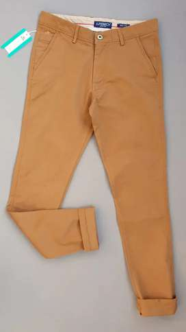 Men's chinos for wholesale