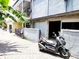 Rumah / Gudang / Kantor Disewakan Bs Bulanan di Cokroaminoto Denpasar