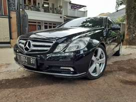 Mercy E250 Coupe KM 54 RB
