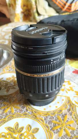 Tamron 17-50 f2.8 Aspherical LD  XR DiII SP