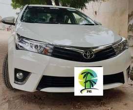 Corolla XLi 2014 Used Or New Cars Get On Easy Monthly Instalments