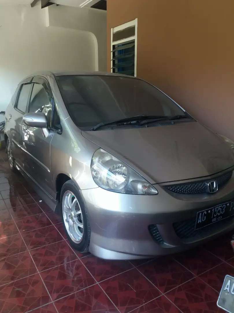 low km jazz VTEC limited edition 2007 matic 0