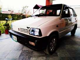 Mehran 18 Isb Registered