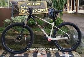 Polygon Xtrada 6 2020 2x11 Sepeda Gunung MTB