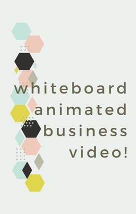 Whiteboard Animated Business Video