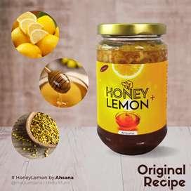 Madu Lemon Honey Lemon 350g