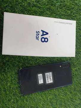Samsung A8 star ram 4/64
