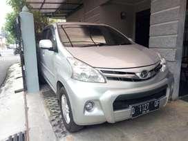 Daihatsu Xenia R Family AT Automatic  2012 Silver Metalic