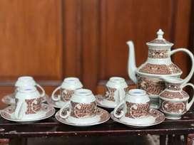 Tea set teko original