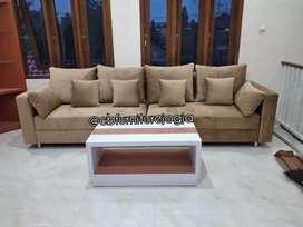 Sofa santai keluarga,