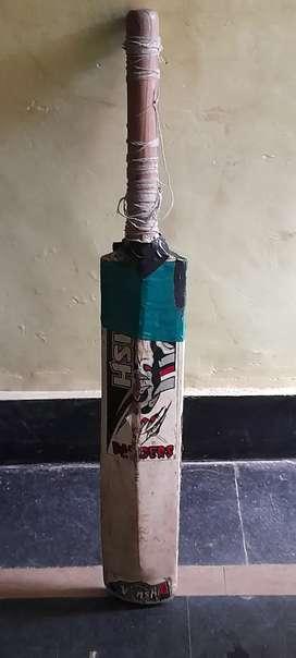 It is cricket o of vansh company it is 2 year old