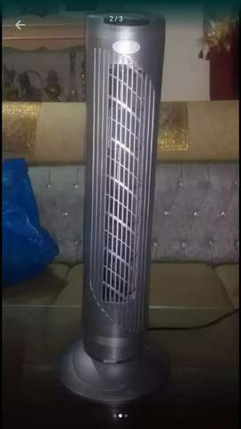 Tower Fan. Made in England