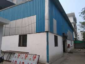 4000,sqft area shed warehouse godown industrial