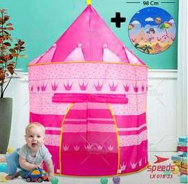 Tenda castle anak