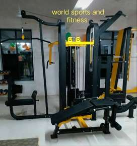 Gym Set-up At Best Price - All Over India