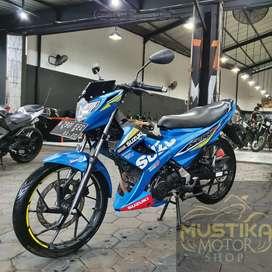 Satria fu 2015 Moto GP Termurah se OLX, sdh cetak 5th, Zaky Mustika
