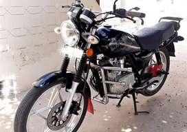 Its GD150 Suzuki with 10/10 condition.total geniune and less driven.