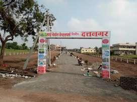 New open banglow plots at sanswadi near by essar company road