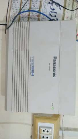 Panasonic telephone exchange cheapest solution