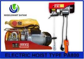 Electric hoist,type:PA800,