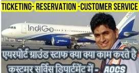 Description vacancy open for Airport  jobs indigo airlines -Make your
