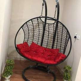 Hanging Swings double seater and Single seater