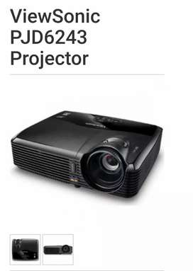 PROJECTOR DLP luFOR VIEW SONIC JAPAN PJD6243