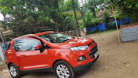 Ford Ecosport 2016 Diesel Well Maintained, Mint condition
