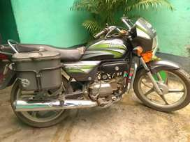 Good condition. Hero honda spendar pro