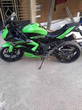 Jual cepat n murah ninja 250cc SL.full ori.