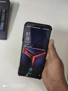 ASUS ROG PHONE 2 VARIANT 8 GB 128 GB COD AVAILABLE.