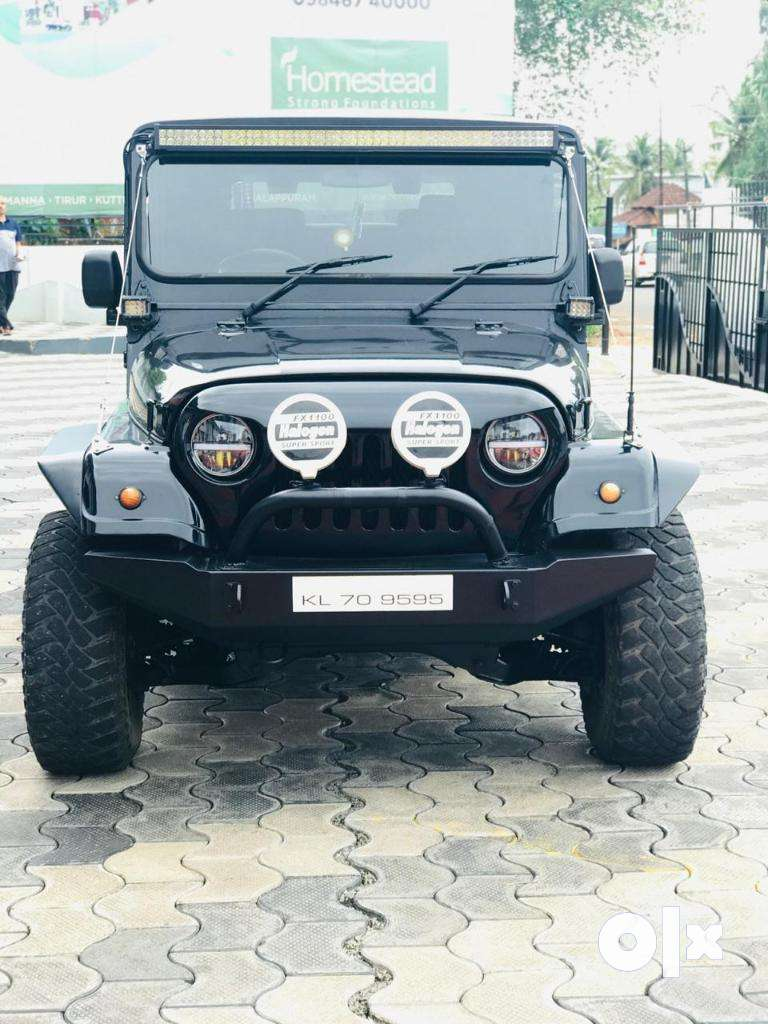 Mahindra Thar CRDe 4x4 AC, 2014, Diesel
