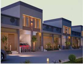 2bhk best luxurious row house